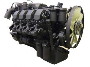 Двигатель ТМЗ 8481.10-04 (Тутаевский моторный завод)