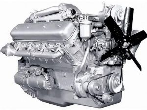 Двигатель ЯМЗ-65854